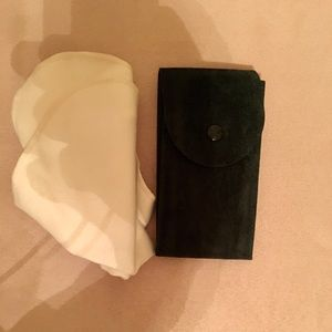 Other - Brand new Watch pouch with cloth